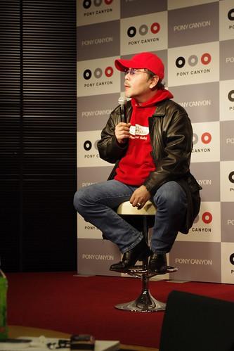 なぎらTV発売記念ブロガーイベント