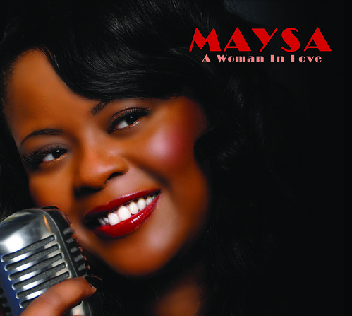Maysa - A Woman In Love (Cover)
