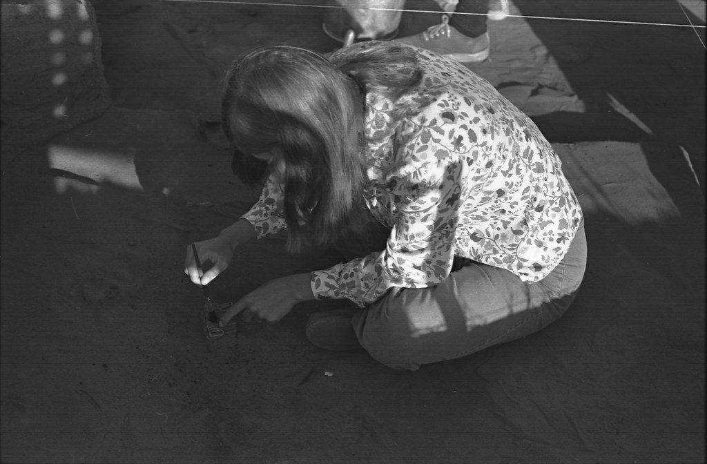 Historical archaeology at the old Champoeg townsite, Champoeg State Park, Oregon (USA) 1973