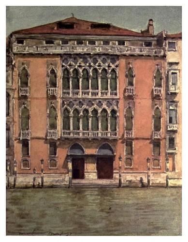 002- Palacio Pisani-Venice – 1904-Dorothy Menpes