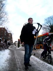 Crutch Bike