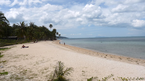 Koh Samui Bantai Beach コサムイ バンタイビーチ3