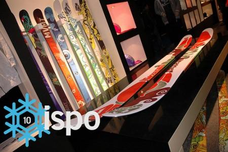 ISPO 2010 objektivem fotoaparátu