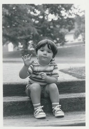 Toddler Tim 1977