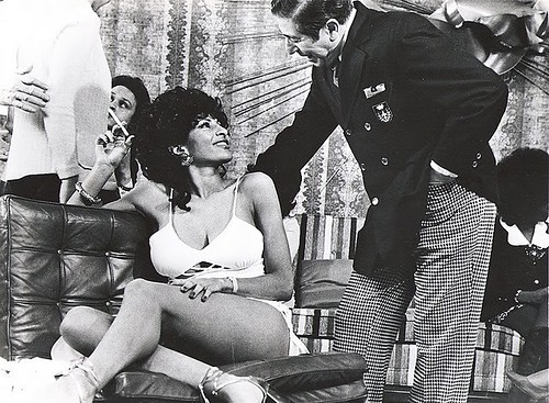 Pam Grier (American actress - Coffy) 1973 02