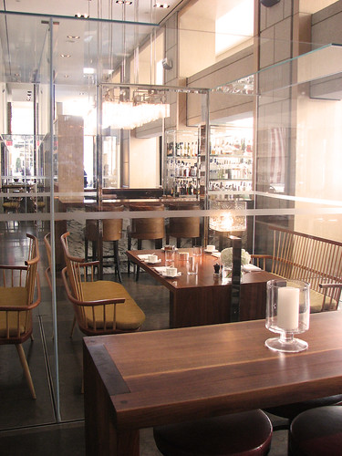 Behind The Design Blue Duck Tavern We Love Dc
