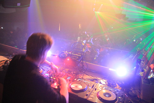 Ferry Corsten djing at glow nightclub washington dc major club epic nightclubs in dc nightlife