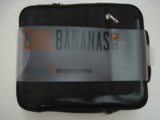 Cool Bananas Netbook Organiser Bag