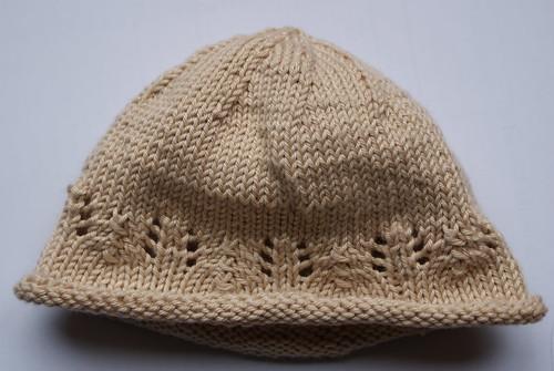 Hat for newborn