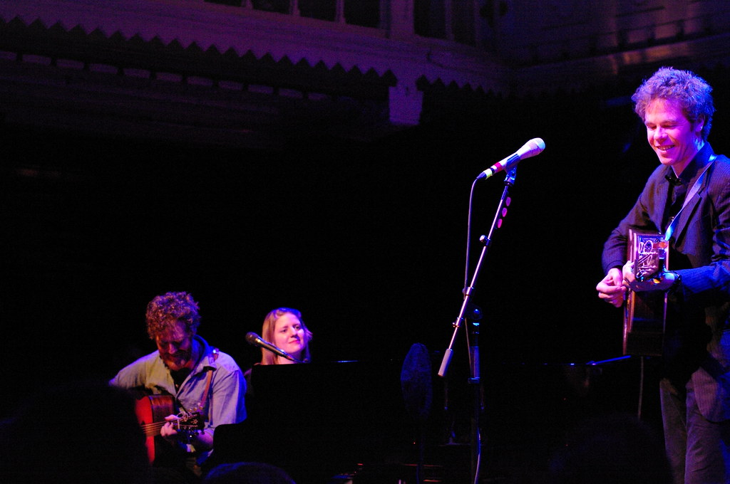 The Swell Season & Josh Ritter @ Paradiso
