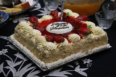 My bithday cake