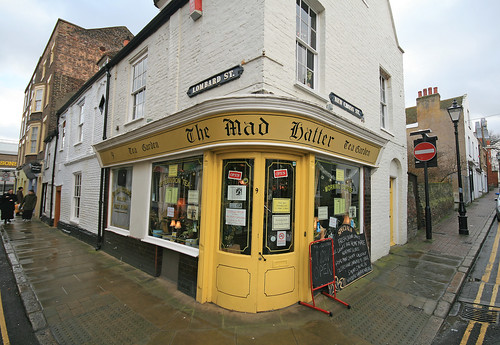 The Mad Hatter, Margate