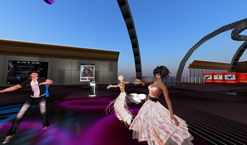 eifachfilm, raftwet at le diams nightclub
