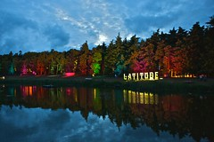 Latitude Festival - Cut out by Night - Marc Sethi