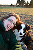 Eveningsun (fotoham) Tags: dog selfportrait bordercollie gwen indi nikond3000 nikkorafsdx1855mmvr