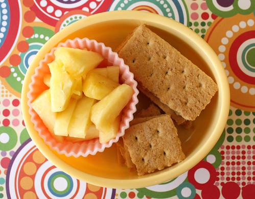 Kindergarten Snack #75: March 10, 2010