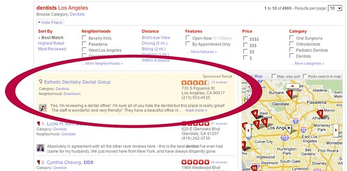 Yelp advertising 1