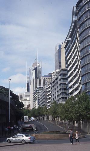 Opera House Sydney Macquarie St