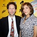 Tim Blake Nelson and Lisa Benavides-Nelson
