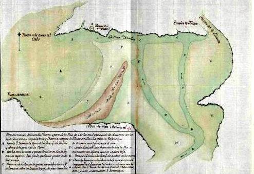 BARRA RIA DE  AVILES 1771 3
