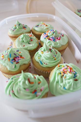 St Pats Cupcakes-5