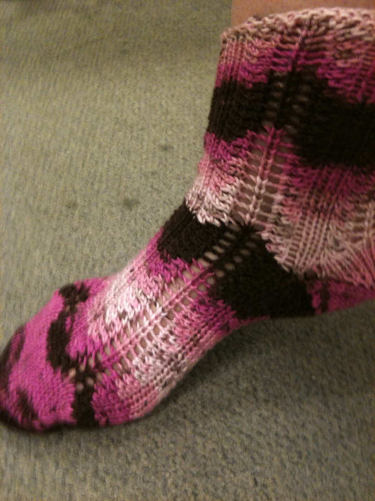 Lacy Sock