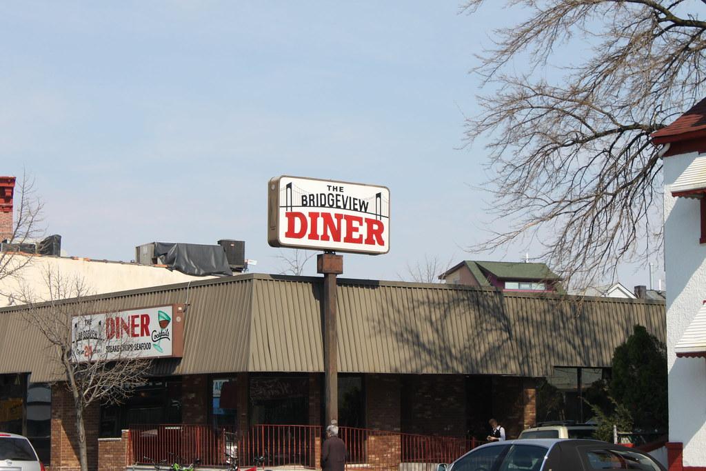 Bridgeview Diner