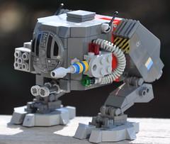 """Bullfrog"" Walker (The Ranger of Awesomeness) Tags: lego"