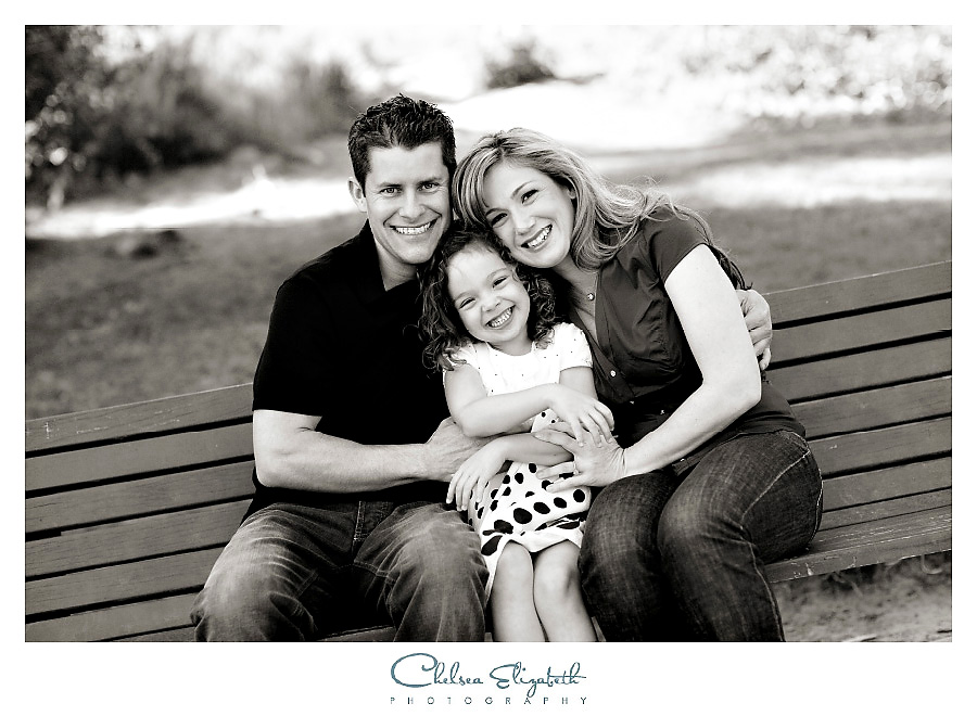 Ventura family portrait session