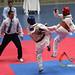 Final Taekwondo Peter Lopez (Peru) Vs Diogo Silva (Brasil)