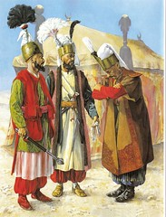 Ottoman Army (cool-art) Tags: infantry turkey army empire soldiers warriors ottoman officers janissaries janissary