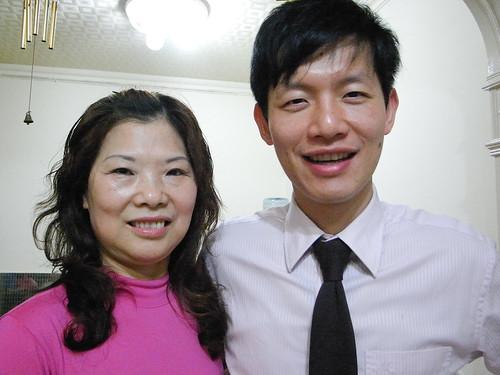 20100212-克弦&媽媽