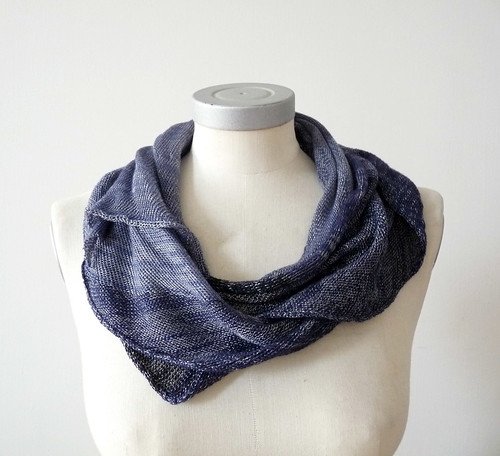 viscose/cotton spring scarf