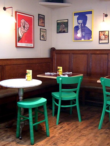 Draft House interior