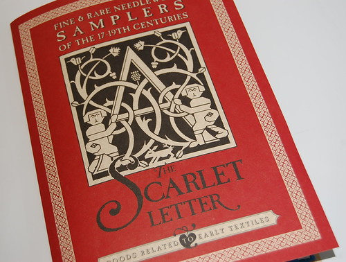 The Scarlet Letter Catalog