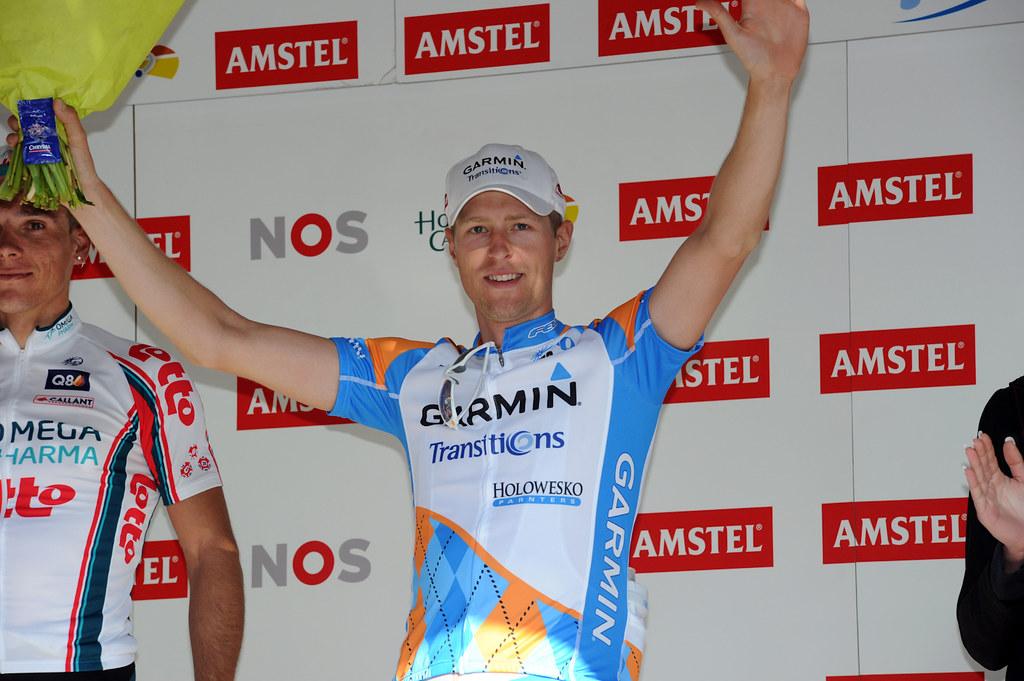 Ryder Hesjedal - Amstel Gold