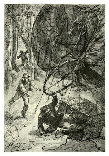 031-Robur el conquistador1- Robur-Le-Conquérant-Ilustrado por Leon Benett