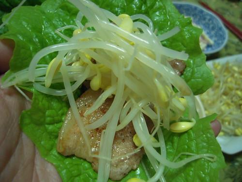 イベリコ豚 辛味噌カルビ