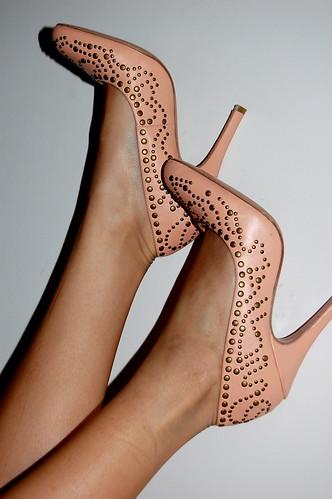 kelsi dagger studded heels II