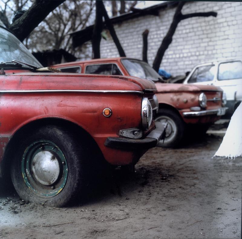 old red zaz in Kiev