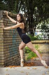 Anna... (bojanstanulov) Tags: ballerina balet ballet balletdancer beautiful balletshoes balerina balletclass street