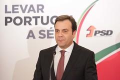 Pedro Passos Coelho em Bragança