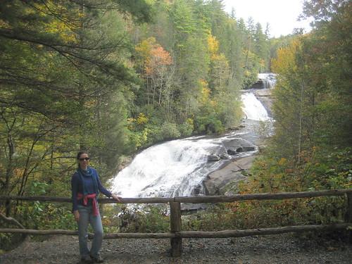 Me at Three Falls