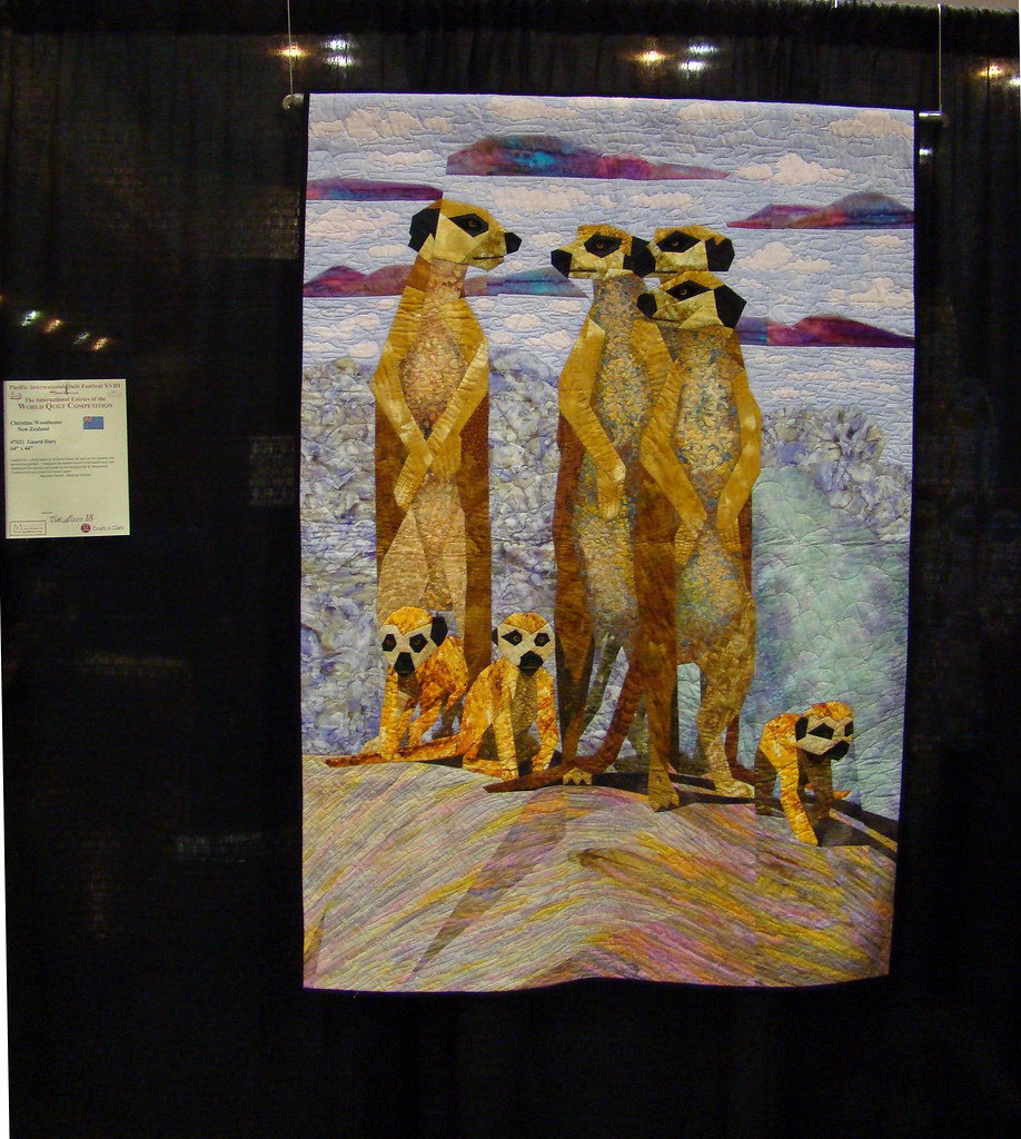 DSC02753 Quilt 7021 Guard Duty by Christine Woodhouse