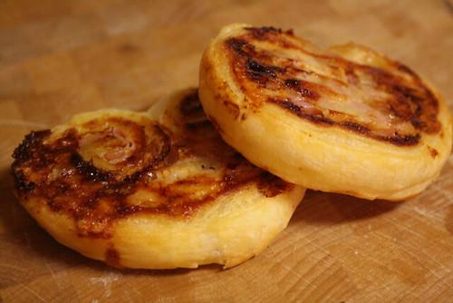 Ham & Gruyère Palmiers