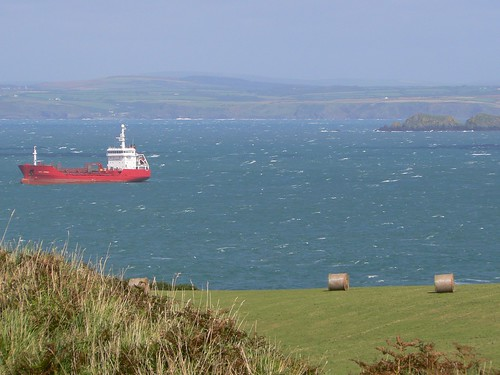 St Brides Bay