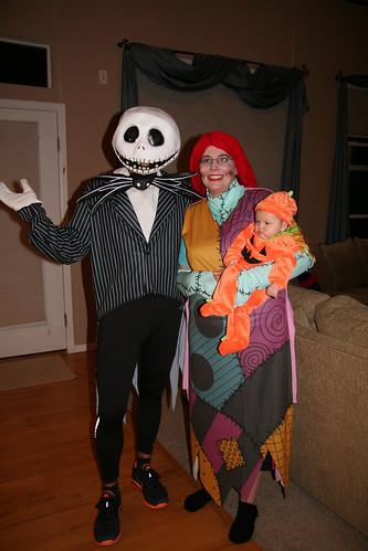 Bradley's Halloween Party