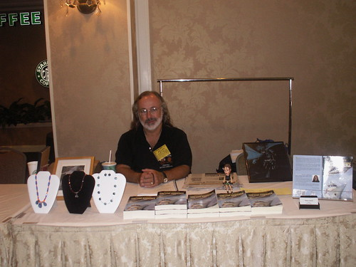 William Hatfield at Necronomicon