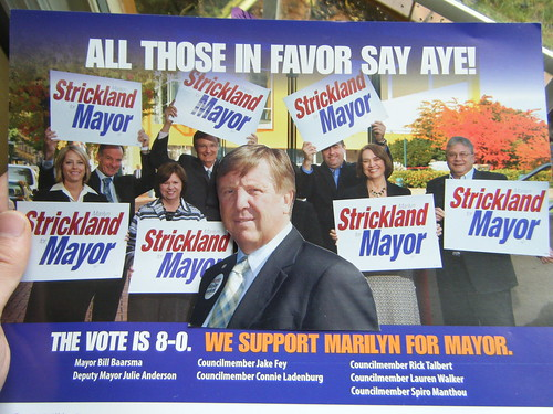 Jim Merritt Strickland for Mayor