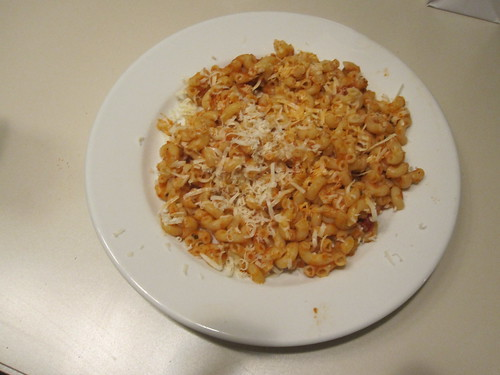 Macaroni at home
